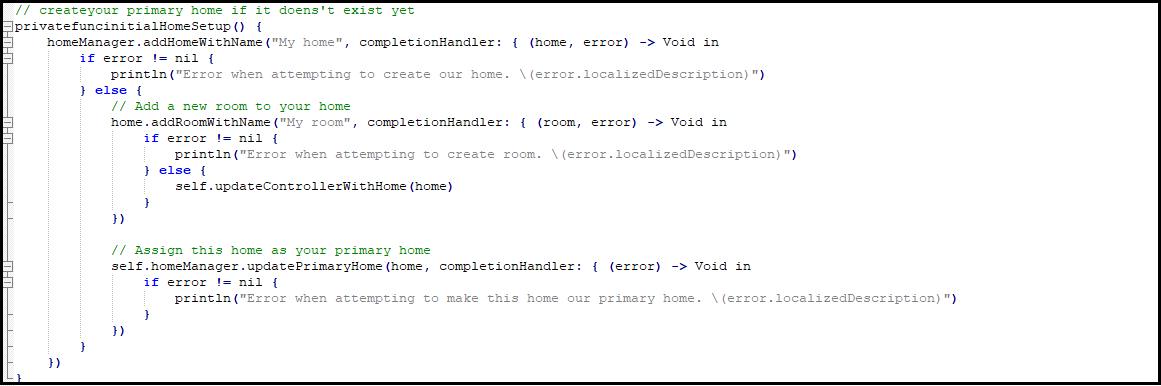 Homekit integration in iOS mobile app-4
