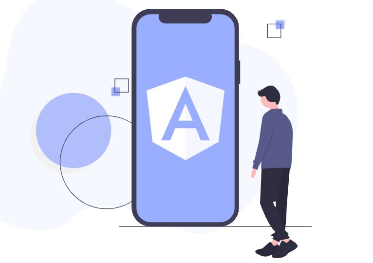 mobile app using Angular