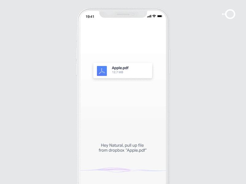 Voice UI