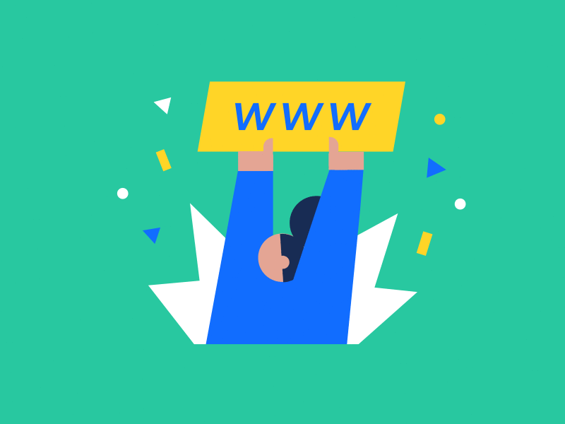 Domain Name and Hosting