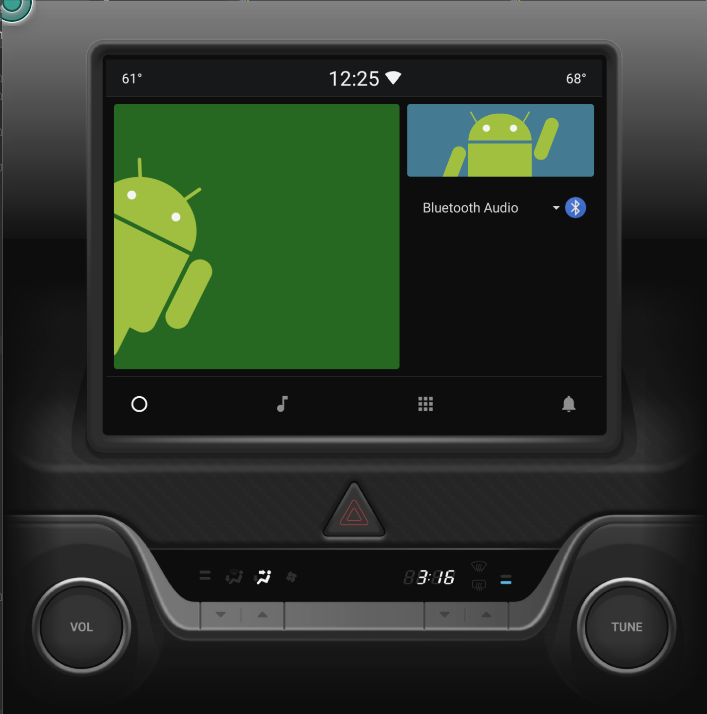 Introducing Android Automotive OS