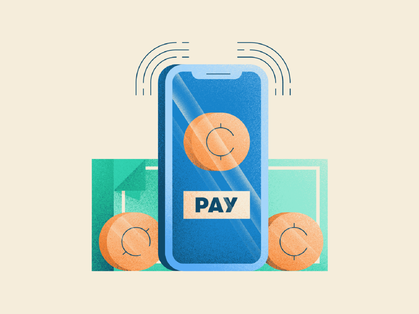 Transactions Turning Cashless