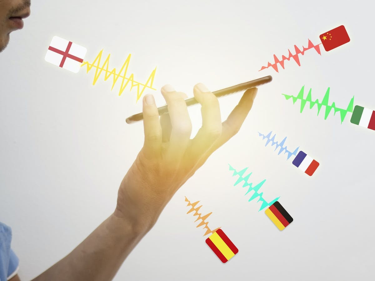 Application to Help to Understand a Foreign Language 1