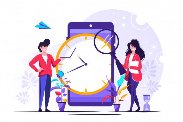 Developer Saves Time