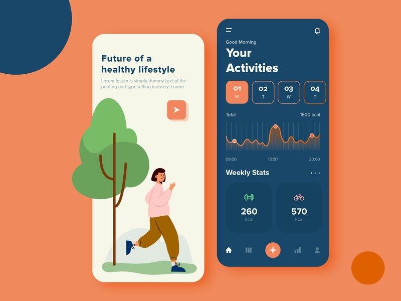 Wellness Tracker App