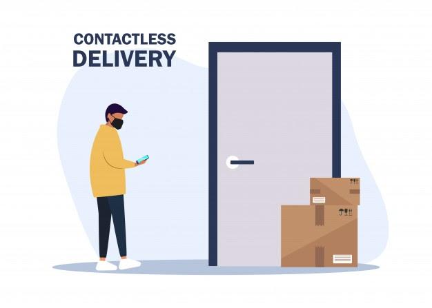 No-contact Delivery