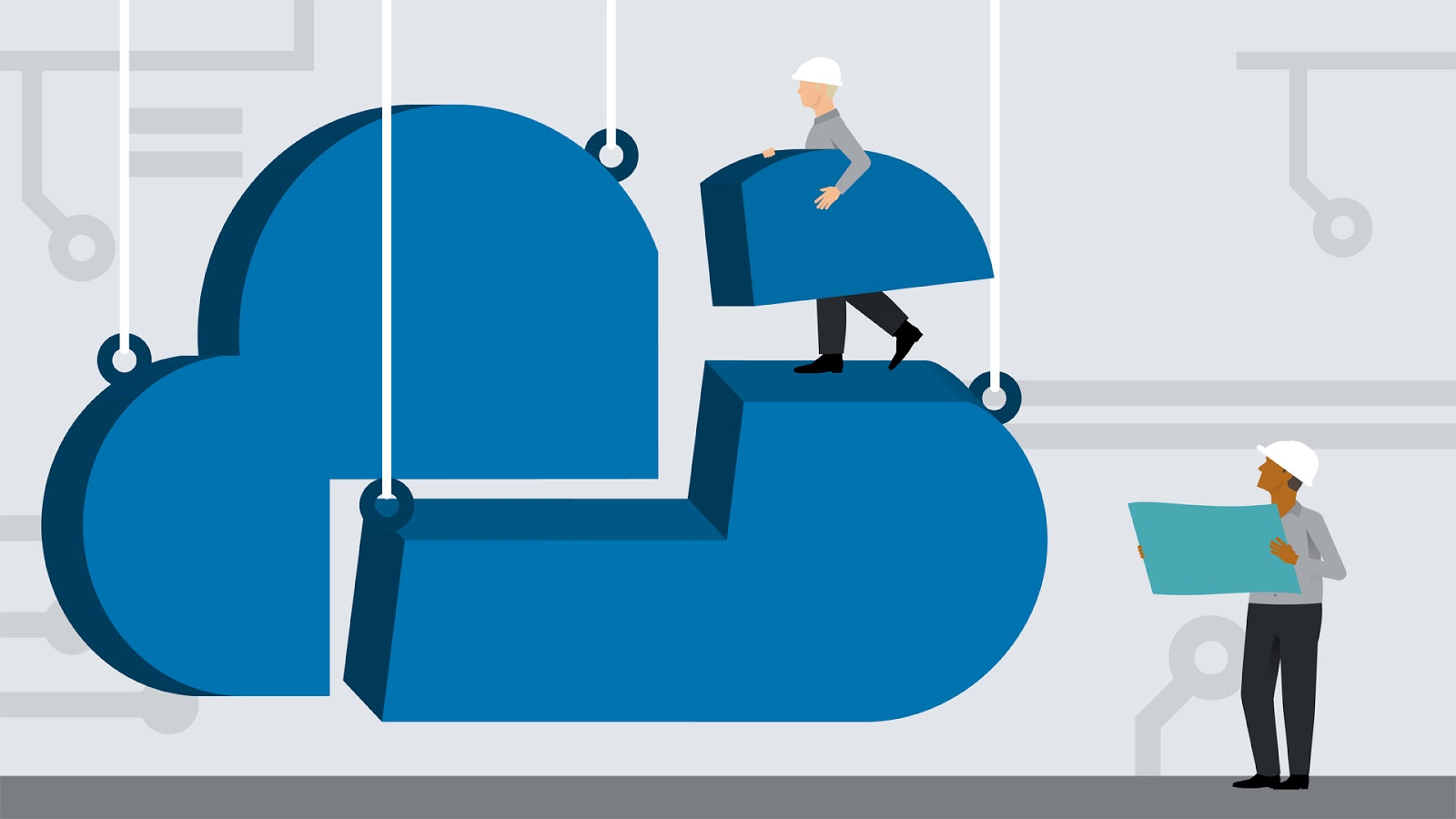 Affordability of Cloud Architecture will Move Up the Priority List